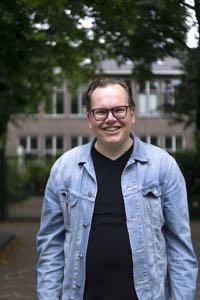 Wilfried Damman, schrijver van Winnaars Zonder Zege